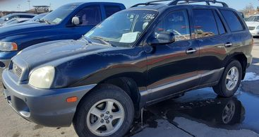 Hyundai Santa Fe GLS used cars pre owned under $3000 Rapid City Auto rapidcityauto.com