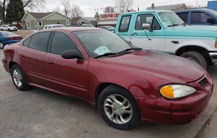 Used cars Pontiac Grand AM pre owned under $3000 Rapid City Auto rapidcityauto.com