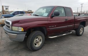 Dodge Ram four wheel drive Used cars pickup truck pre owned Rapid City Auto rapidcityauto.com