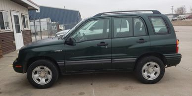 Suzuki Vitara used cars pre owned under $3000 Rapid City Auto rapidcityauto.com
