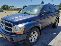 2004 Dodge Durango Hemi Used cars SUV third row pre owned Rapid City Auto rapidcityauto.com