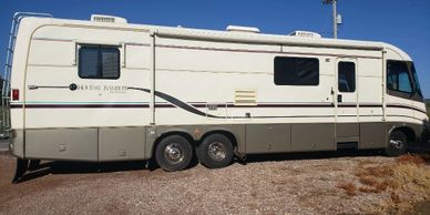 1997 Ford Holiday Rambler RV www.rapidcityauto.com https://www.mynextride.com/cars-for-sale/488421 R