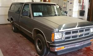 Late model Chevy S10 for sale