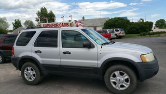 2002 Ford Escape 4X4  Used cars pre-owned under $5000 Rapid City Auto Rapidcityauto.com