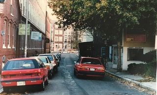 1988 Cambridge Massachusetts Arrow Street