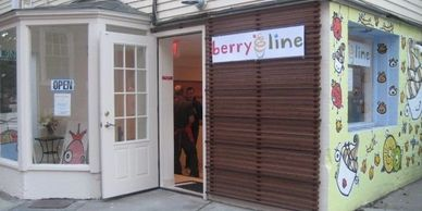 BerryLine in Cambridge Massachusetts