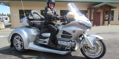 I am the proud owner of a Goldwing Roadsmith trike, courtesy of the conversion carried out by Kevin