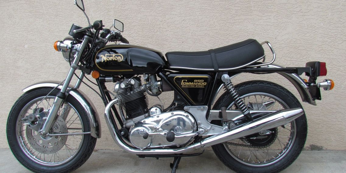 International Classic Motorcycles Motorcycle Dealer
