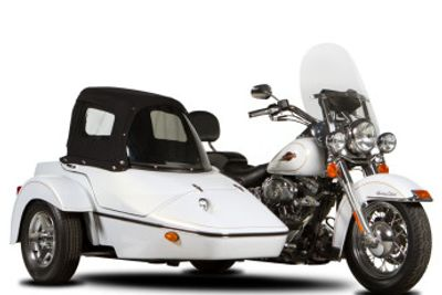 Motorcycle Sidecars  Take your family with you in the safety and comfort of a motorcycle sidecar.