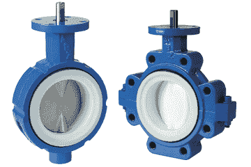 ABZ/FORUM Chemical, Food or Sanitary Series 909/919  Butterfly Valve Houston, Texas Rainey