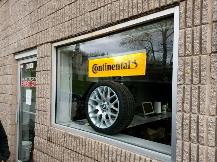 Continental Tires Hunt Valley Eurocar
