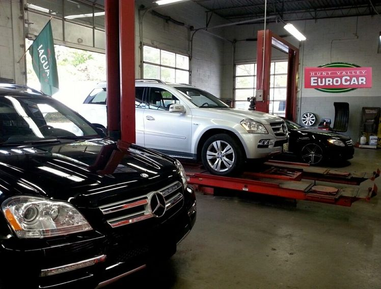 Cars Serviced Hunt Valley Eurocar