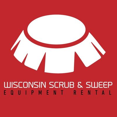 Wisconsin Scrub & Sweep Logo