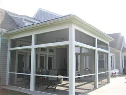 Three season porch, sun room, cape cod contractor