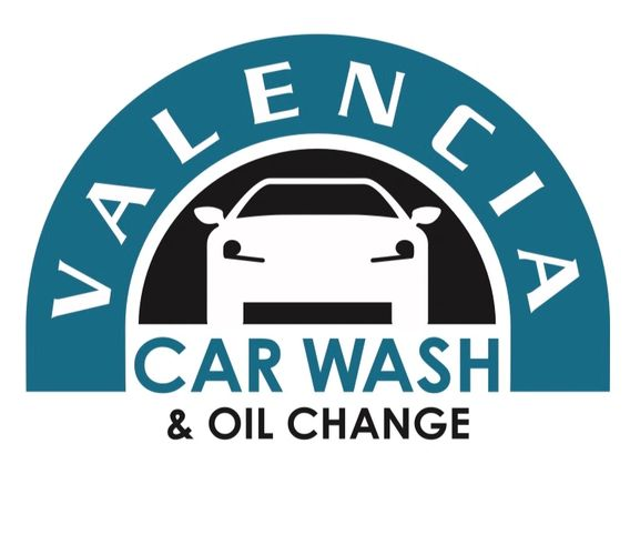 Valencia Car Wash and Oil Change logo