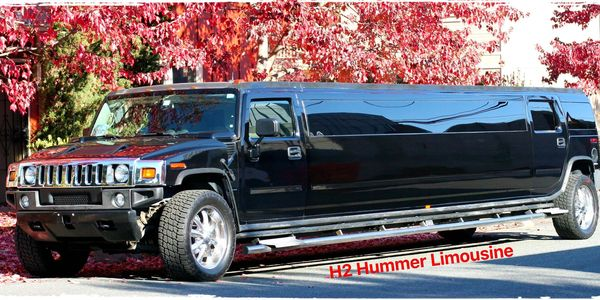 Hummer Limousine in southern oregon