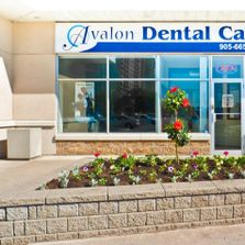Outside of Avalon Dental Care