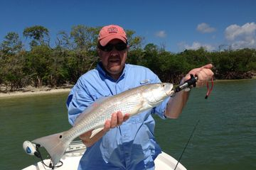 Fishing charters in Marco Island and 10,000 island
