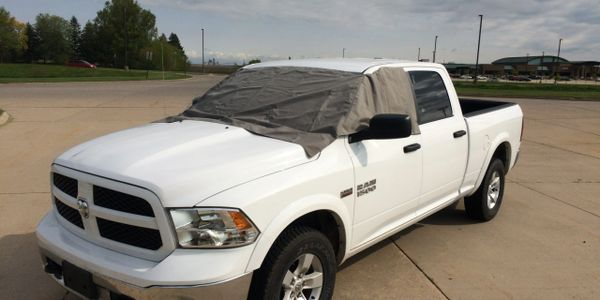 Windshield Cover Sunshade truck cover  uv protection