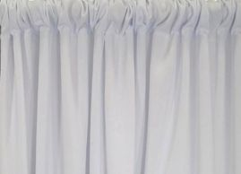 Polyester Drapes