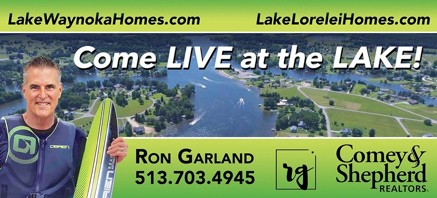 Ron Garland  Your LAKEHOUSE Expert!