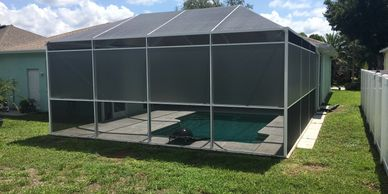 if you need to know how much does a lanai cost in Florida you can put pool cage companies near me
