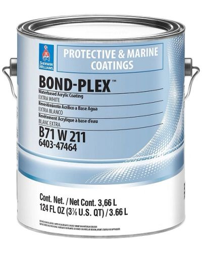 bond plex protective paint is a new technology