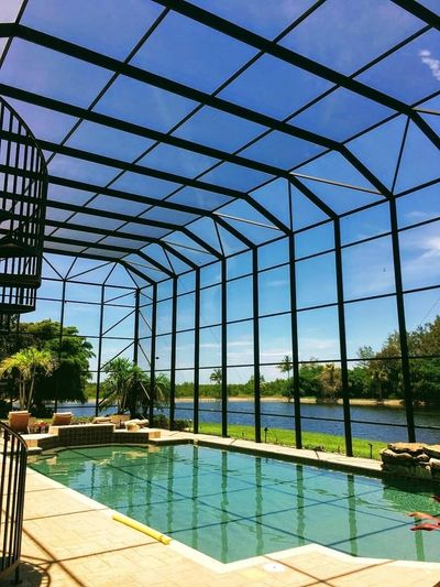 enclosure painting; pool enclosure paint; screen enclosure painting;enclosures painters pool; cage