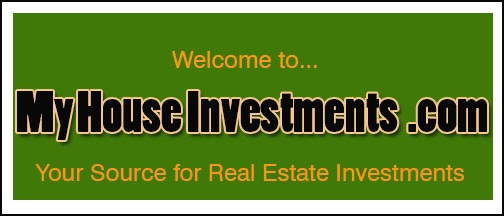 My House Investments - Real Estate Investments Houston Texas +