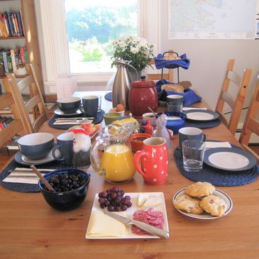 Bed and Breakfast Mahone, Organic Breakfast, What to do in Mahone Bay, Mahone Bay Accommodation