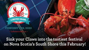 Nova Scotia Lobster Crawl
