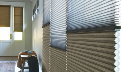 With DUOLITE® shades, light diffusion and room darkening come together in one extraordinary product.