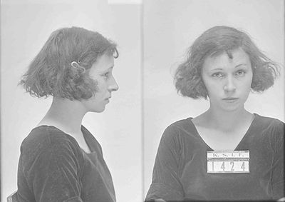 C.J. Janovy reports on historic photos of Kansas women incarcerated for having STDs.