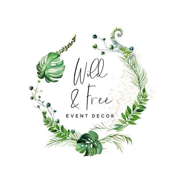 Wild and Free Event Decor