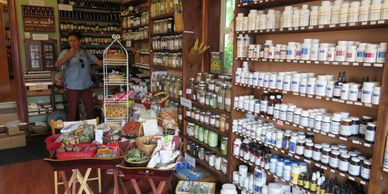alternative medicine natural herbal holistic battle ground healing arts bg apothecary nutrition herb