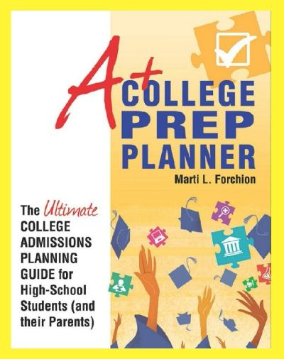 The A+ College Prep Planner - Order Now!