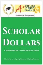 Get the Scholar Dollars Booklet