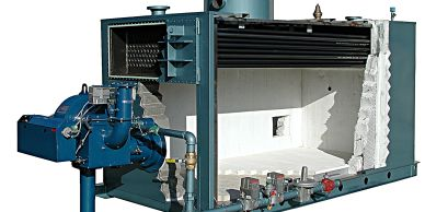 Rite watertube boiler