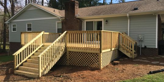 Raleigh custom carpentry