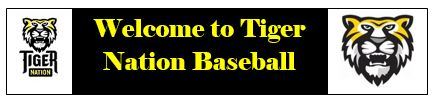 Tiger Nation Baseball