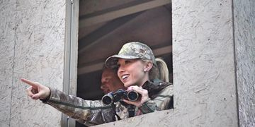 exciting hunt, beautiful surroundings, nature, collect memories, treasure for lifetime, Shilo ranch
