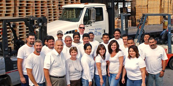 Our pallet provider family