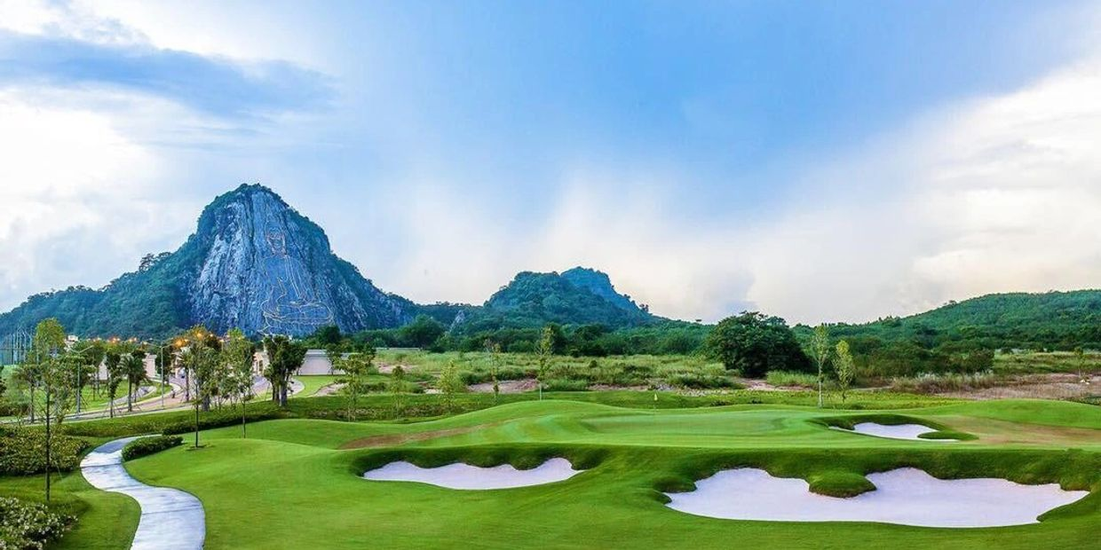 Thailand golf tournament
