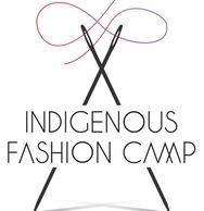 indigenous fashion camp model hair and make up designer runway learning