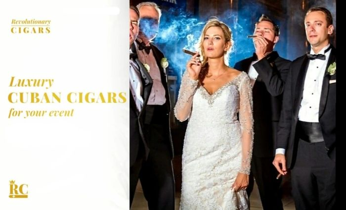 Luxury Wedding, cigar bar, live cigar rolling, wedding cigars, Cigars, Weddings, UK Wedding.