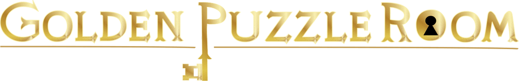 Golden Puzzle Room