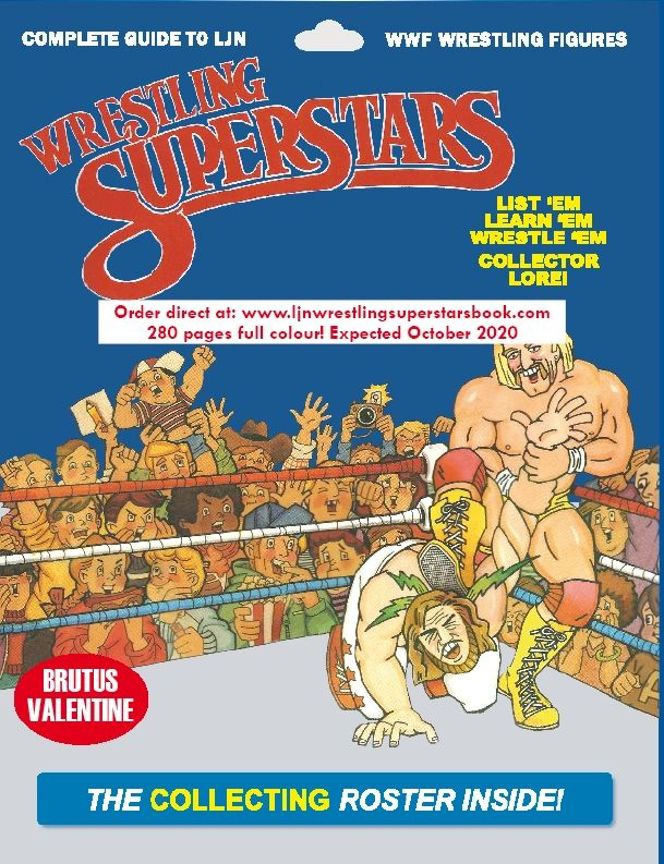 LJN Wrestling Superstars Collector's Guide
