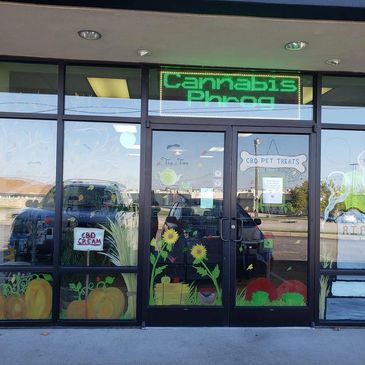 Cannabis Phrog Store located at 1185 Glensboro RD, Lawrenceburg KY 40342. Specializing in Hemp CBD and Herbal remedies. Also offers Ionic Foot Detox.