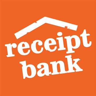 Receipt bank cloud bookkeeping  software. accounting package.