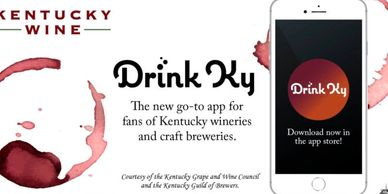 Download the Drink KY app and begun your journey through Kentucky.